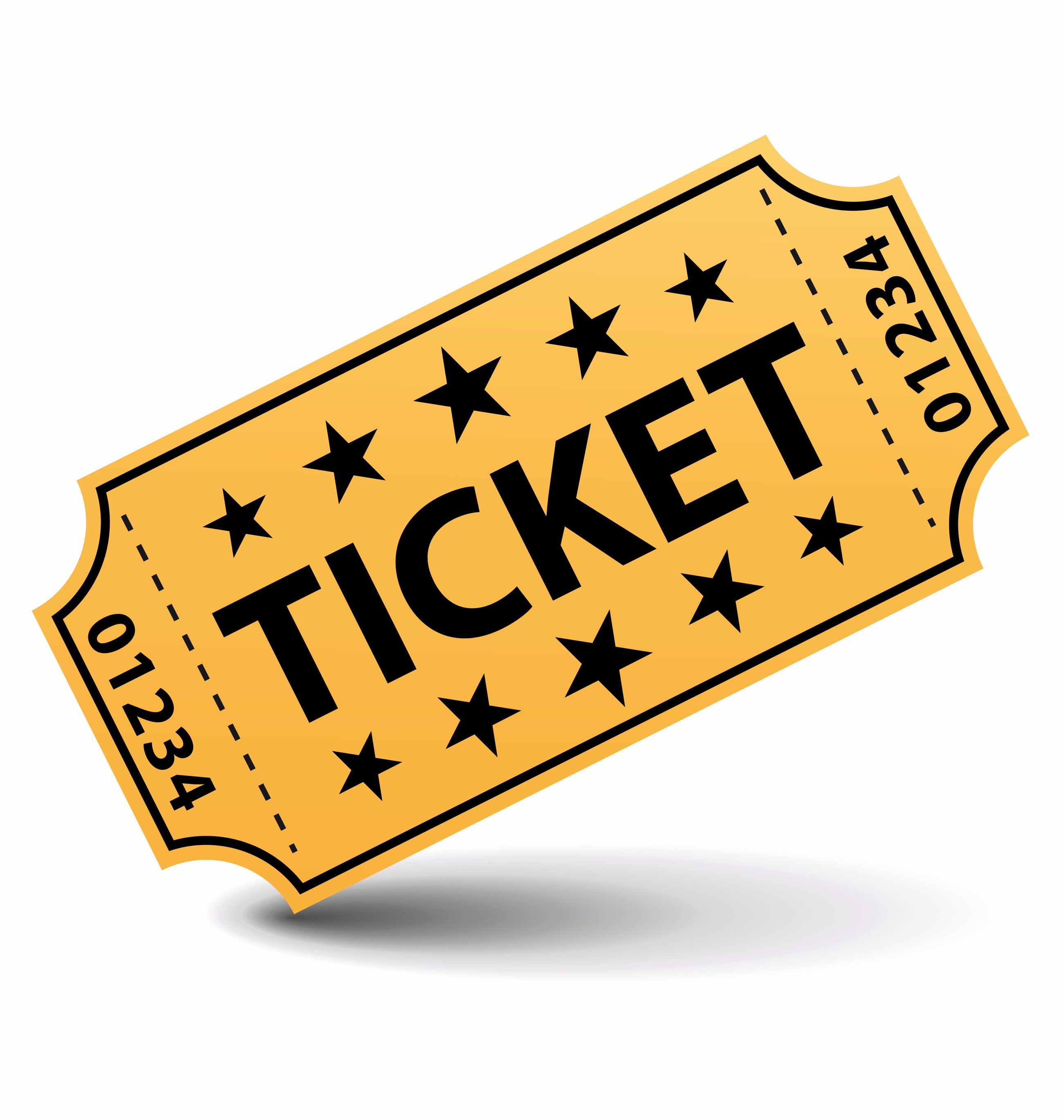 2600x2737 Ticket Clip Art To Print Free Clipart Images 2