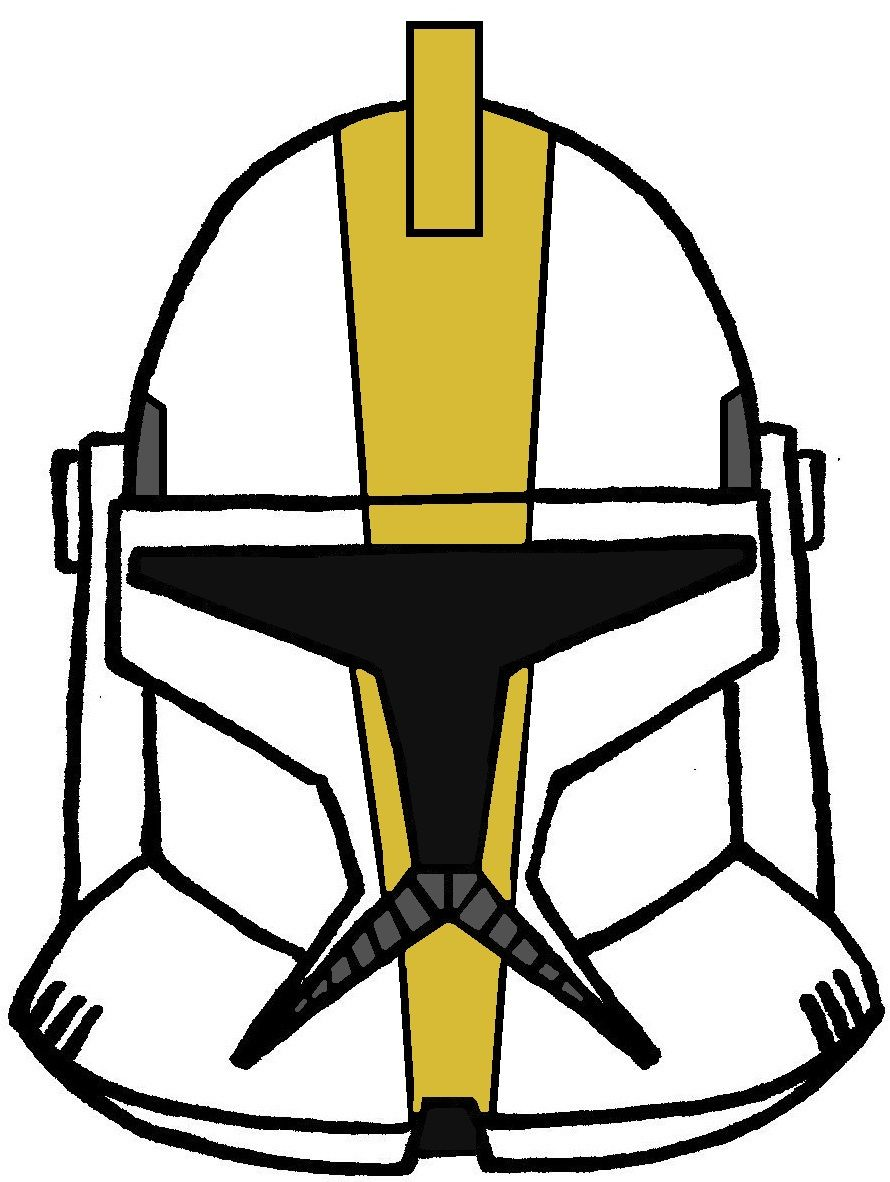 890x1182 Clone Commander Bly's Helmet 1 Clone Wars Tv Show Helmets