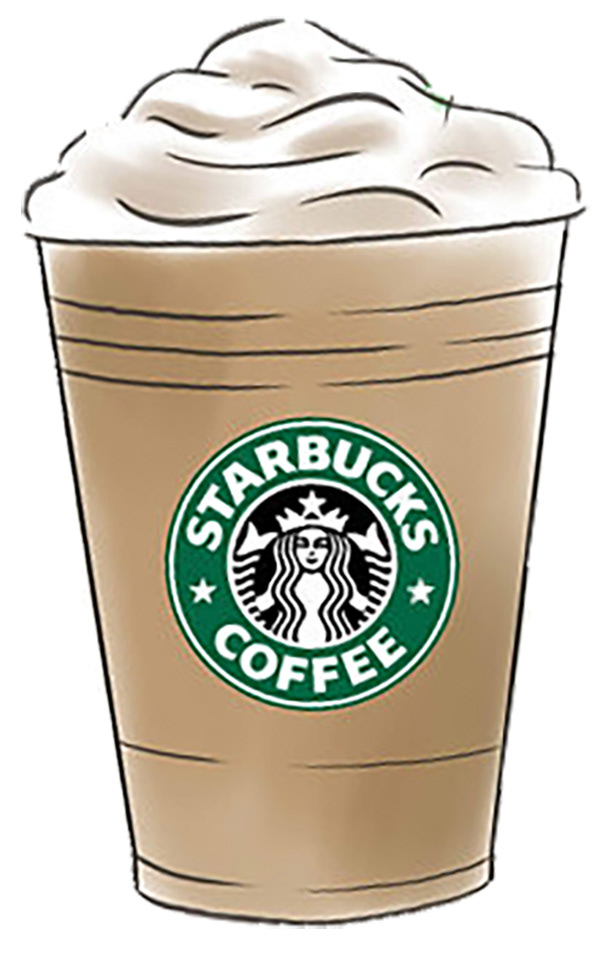 Starbucks Clipart at GetDrawings | Free download