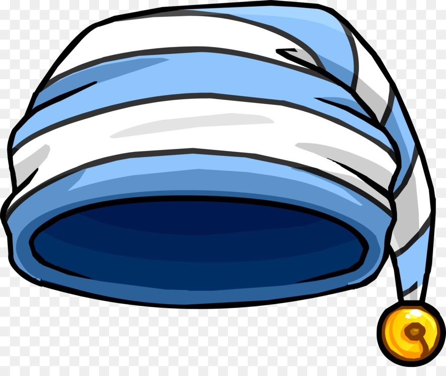 900x760 Club Penguin Nightcap Hat Clip Art