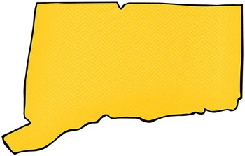 350x222 Connecticut State Clip Art By Keeping Life Creative Tpt