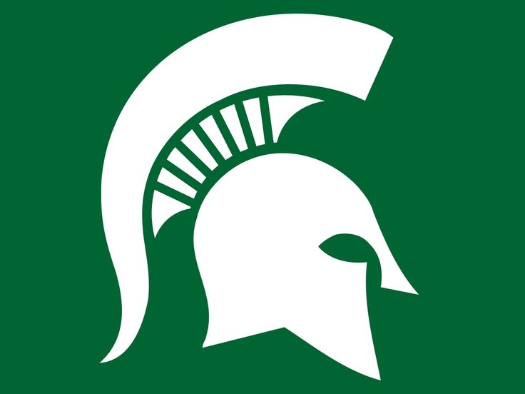 736x552 Michigan State University Logo Clip Art