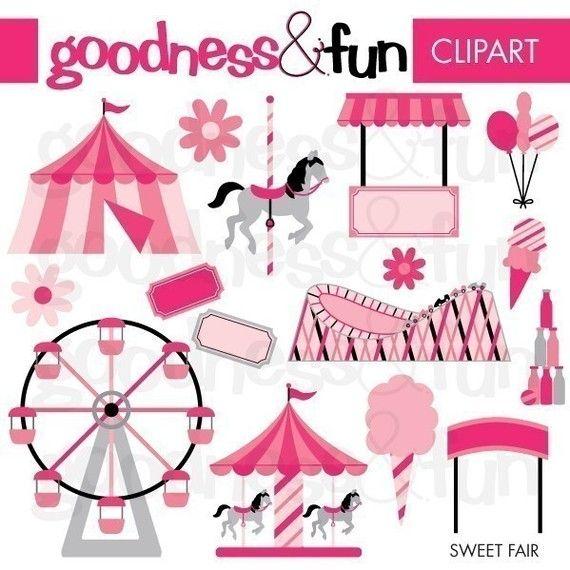 570x570 Carousel Clipart State Fair
