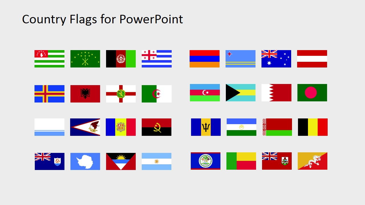 1280x720 Country Flags Clipart