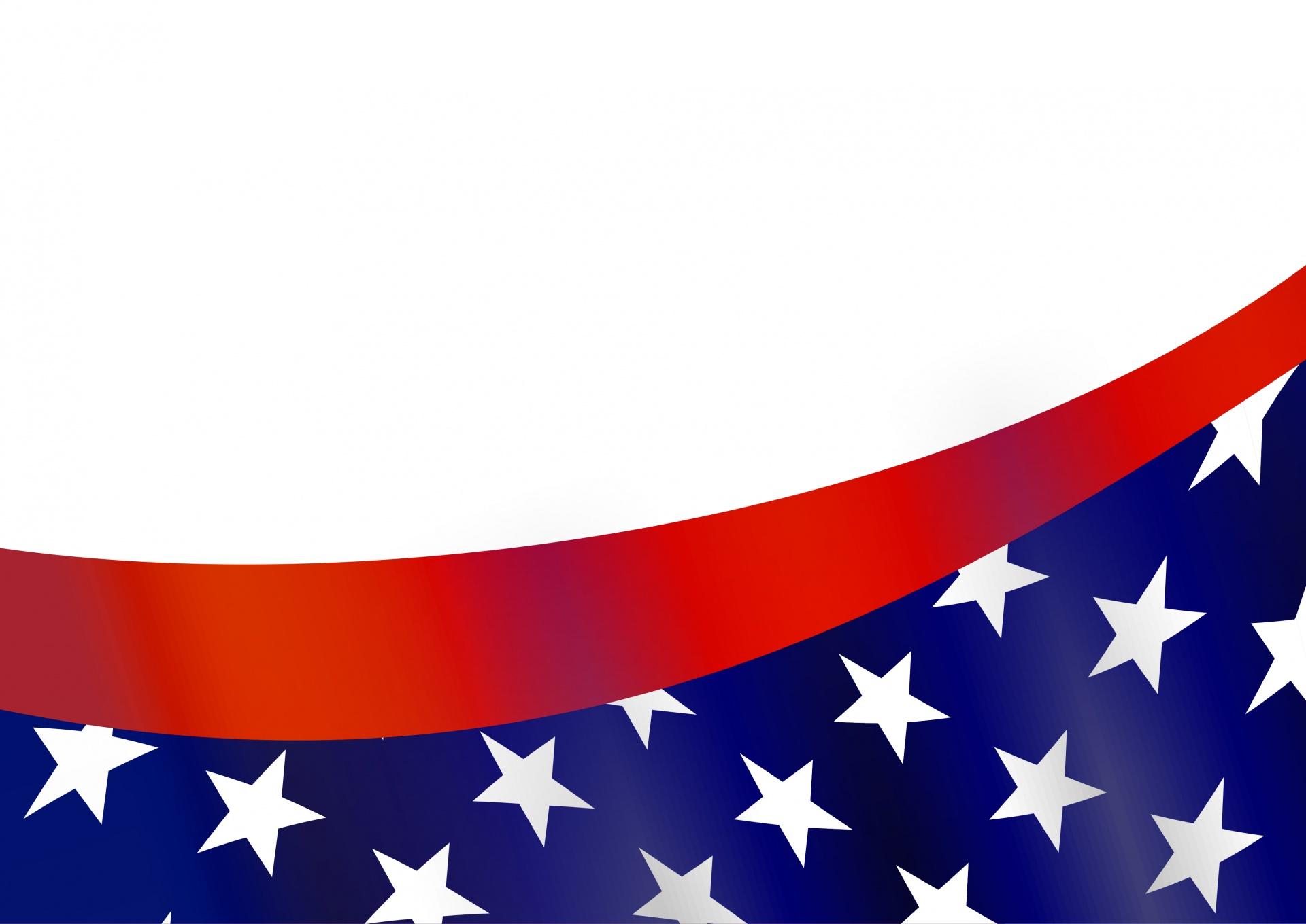 1920x1360 American Flag Clipart