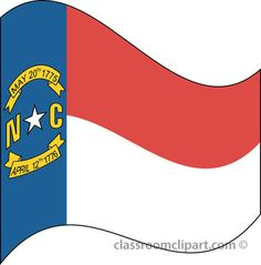 236x239 State Flags North Carolina Flag Waving Classroom Clipart Clip