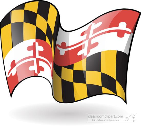 550x490 Flags Clip Art