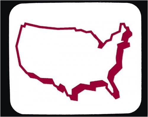 500x396 Top 75 United States Clip Art