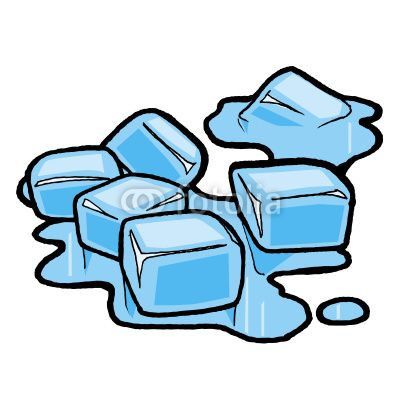 400x400 Ice Clipart Freezing Point