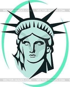 244x300 Statue Of Liberty Clip Art The Statue Of Liberty In New Joseph