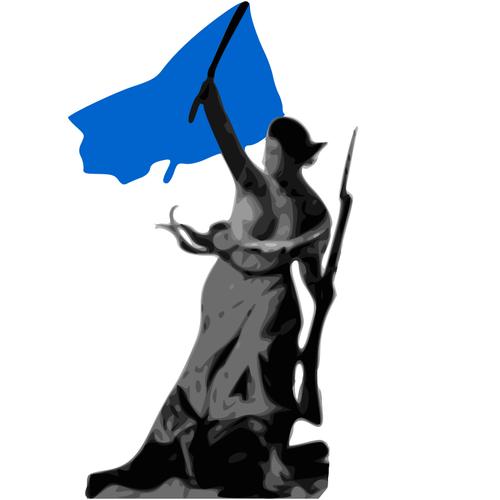 500x500 Statue Of Liberty Vector Graphics Public Domain Vectors