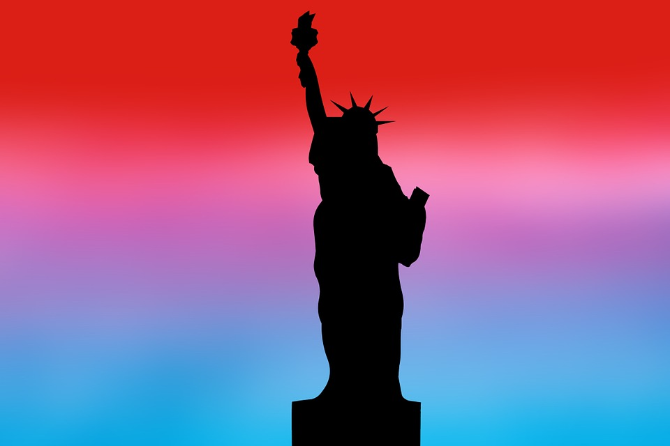 960x640 Coloring Book Page Of Statue Of Liberty