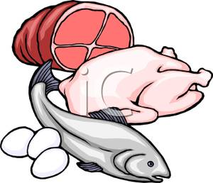 300x258 Beef Clipart Fish Meat