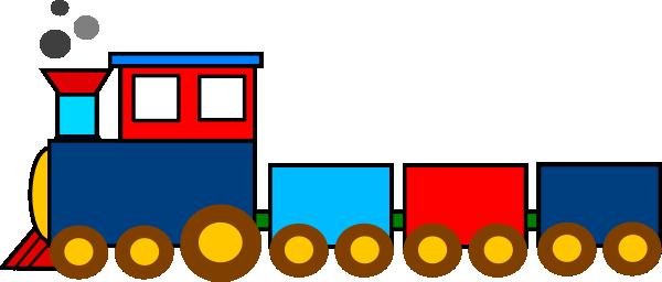 600x256 Steam Train Engine Clip Art Download