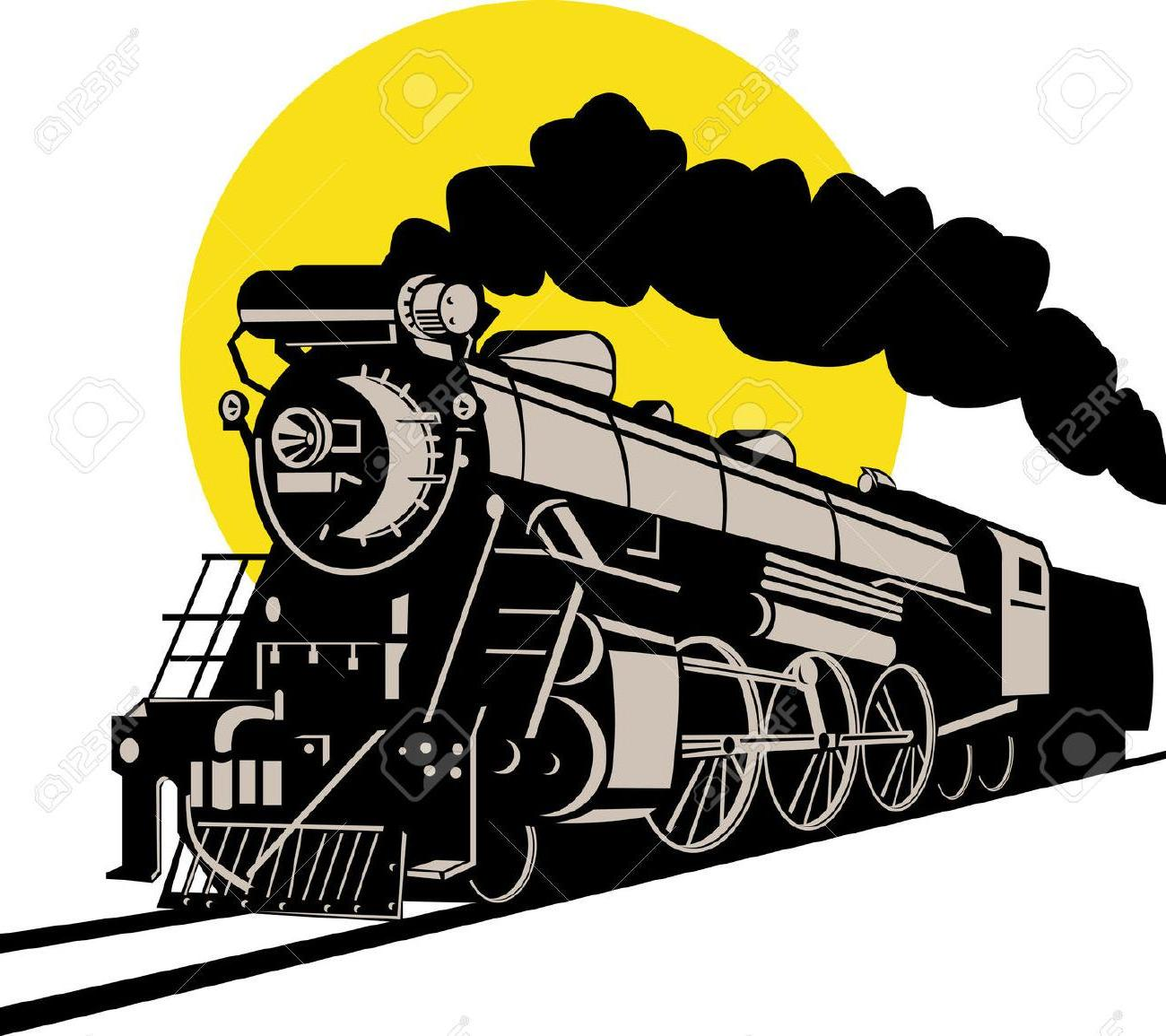 1300x1155 Top Best Train Illustration Steam Lo Otive Clipart Library Photos