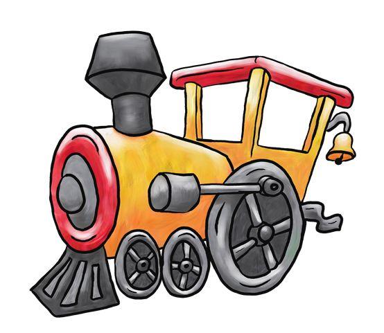 554x481 Train Pictures Cartoon