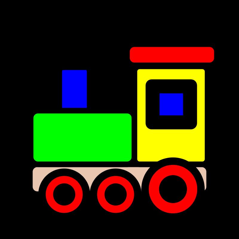 800x800 Trains Clipart Pictures Clipartpig