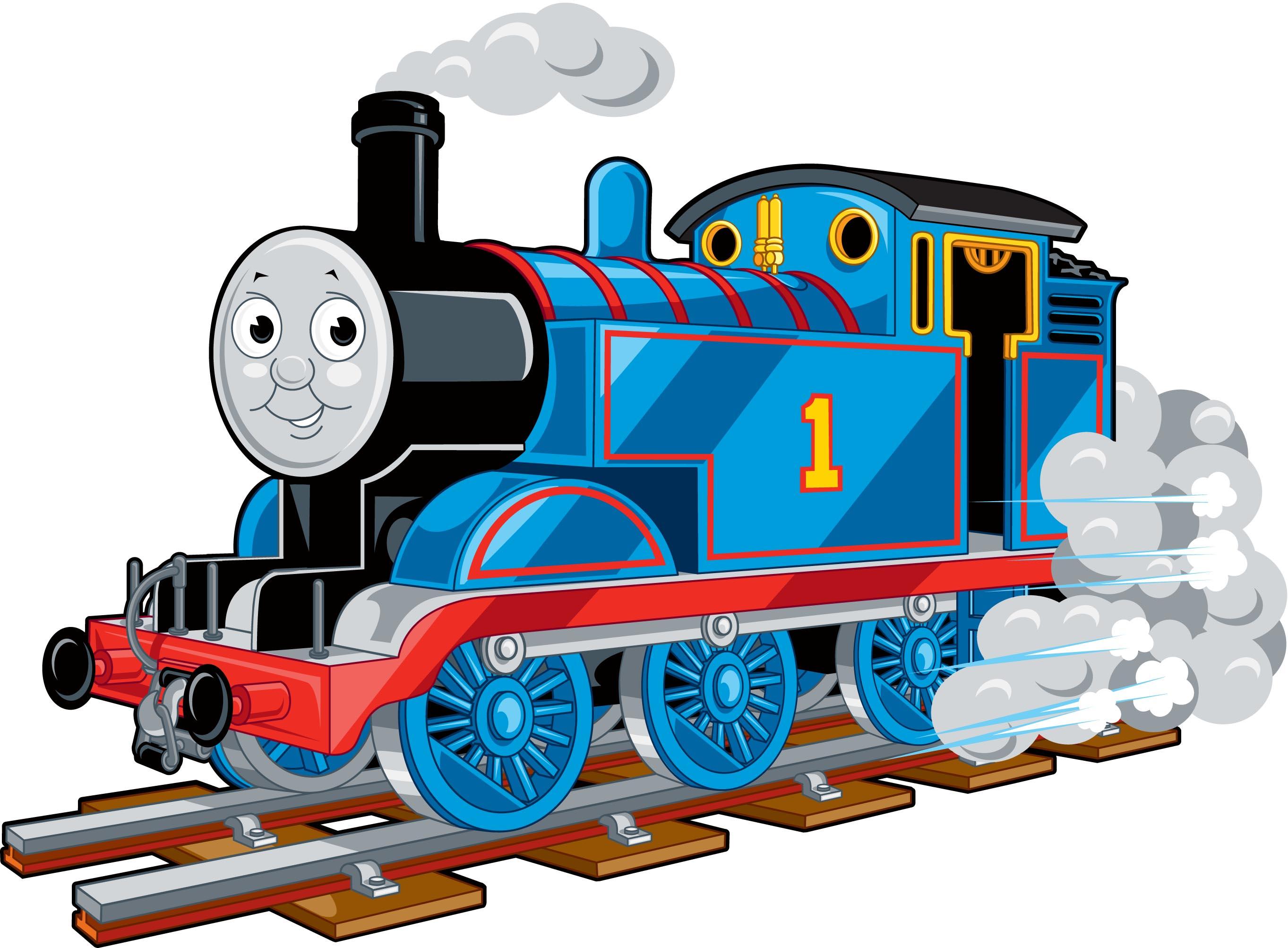 2726x2005 Clip Art Thomas The Train Clip Art