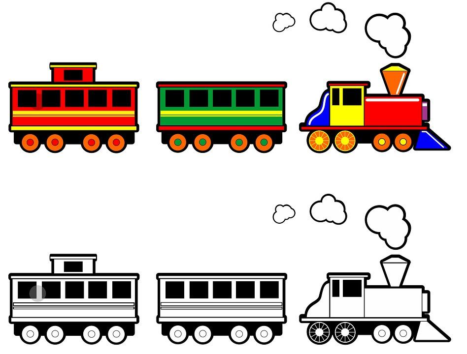 948x720 Cute Train Cliparts 4618574