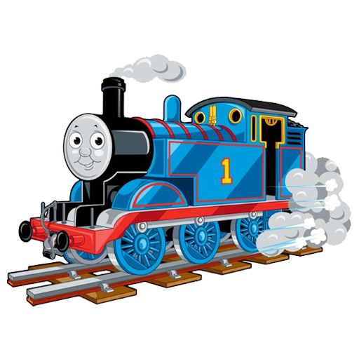 512x512 Engine Clipart Thomas Train 3507327