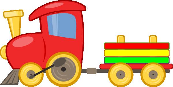 600x301 Locomotive Clipart Cute