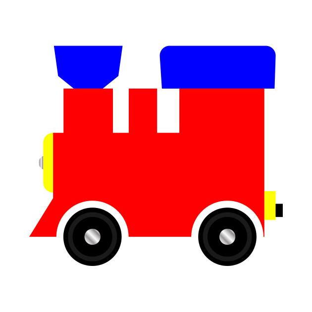 630x630 Steam Locomotive