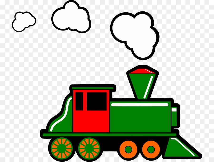 900x680 Train Rail Transport Steam Locomotive Clip Art