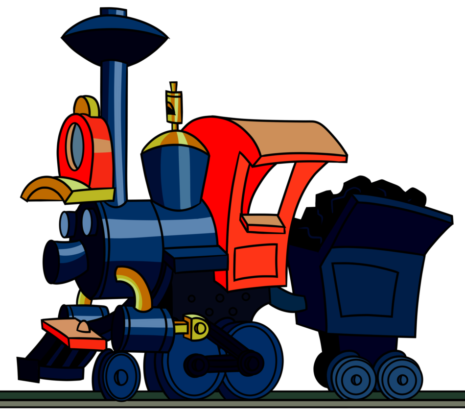 950x841 Train Clip Art Image Black