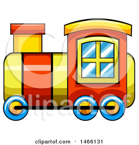 450x470 Clipart Of Children Riding A Train