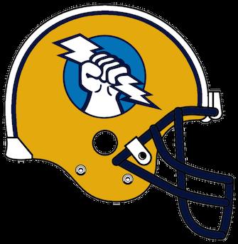 335x344 Oakland Invaders Helmet Pro Football Usfl 1983 1985