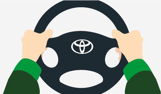 556x323 Driving Clipart Steering Wheel