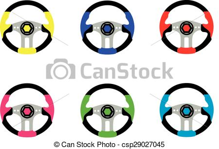 450x307 The Steering Wheel Vector Clip Art Eps Images. 949 The Steering