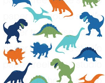 Stegosaurus Clipart