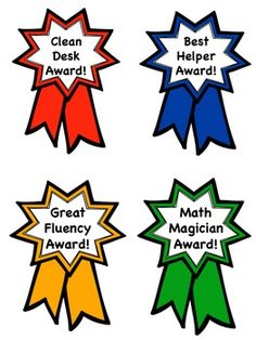 236x314 Free Award Ribbon Clipart! Perfect For Celebrating Your Students