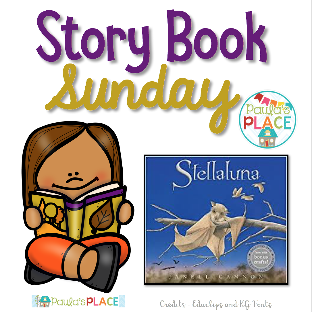 1086x1086 Paula's Place Story Book Sunday