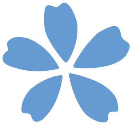 457x430 Ideal Simple Flower Clip Art