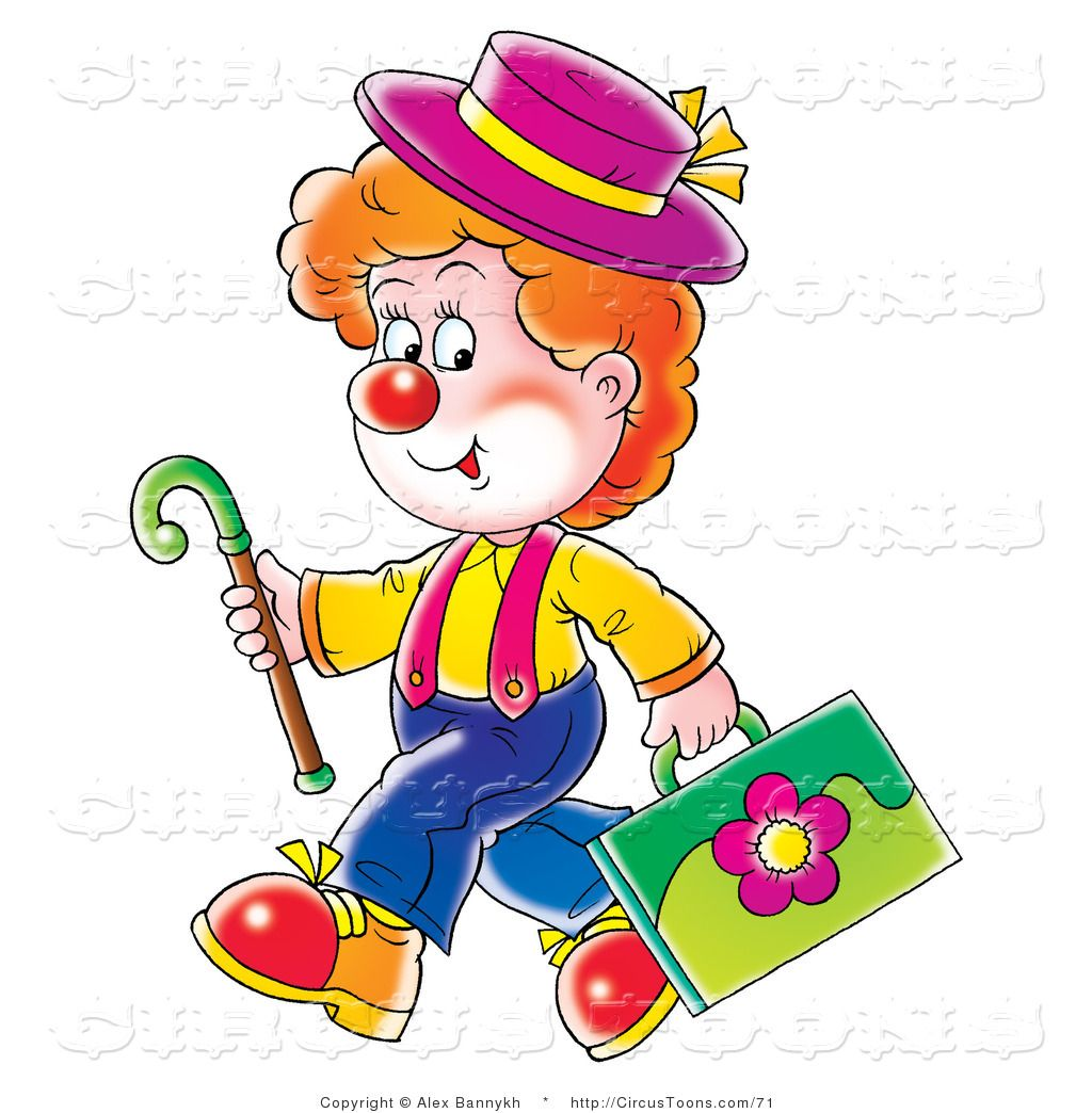 1024x1044 Clown Images