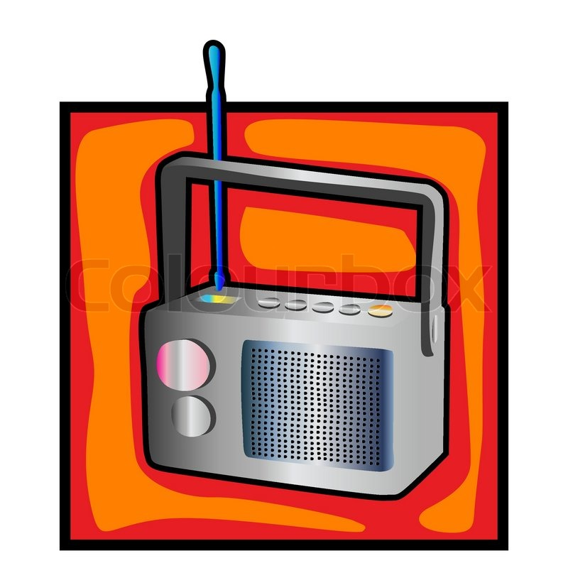 800x800 No Radio Clipart