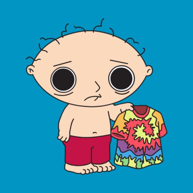 630x630 Stewie Griffin Bad Acid Trip