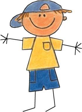 281x386 Stick Boy Clipart Amp Stick Boy Clip Art Images