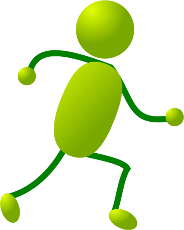 Stick Figure Clipart