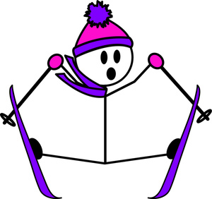 300x282 Free Skier Clipart Image 0515 1103 1119 0351 People Clipart