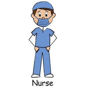 299x300 School Nurse Clip Art Surgeon Clip Art Images Surgeon Stock