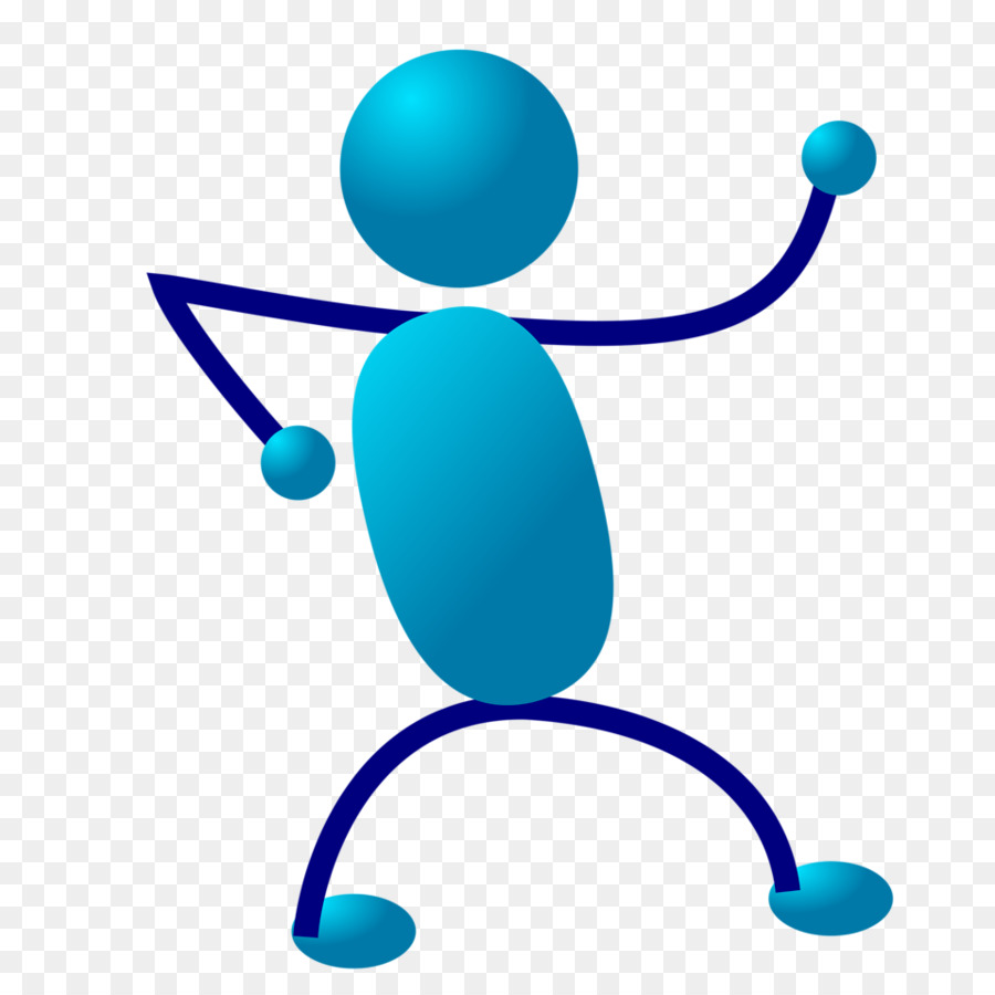 900x900 Stick Figure Dance Drawing Clip Art