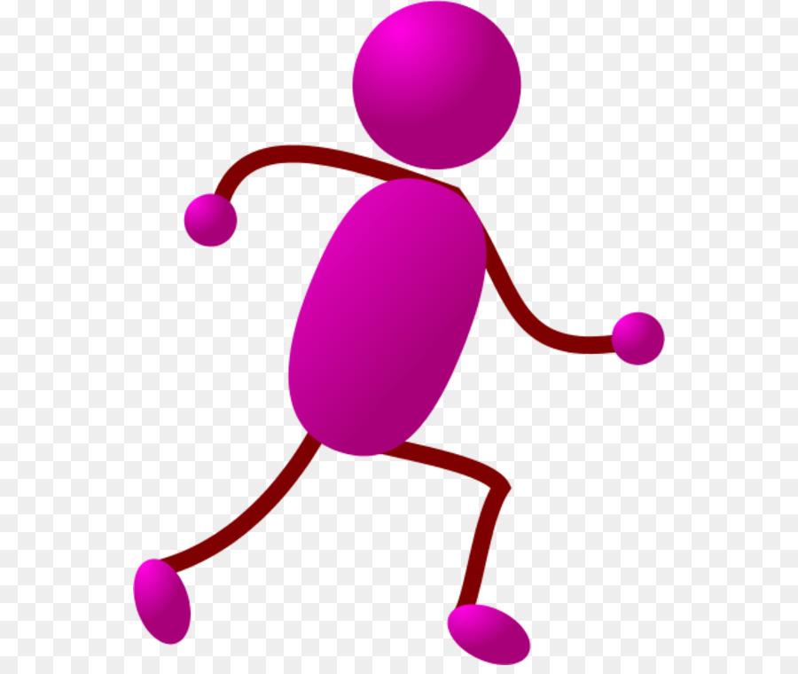900x760 Stick Figure Running Download Clip Art