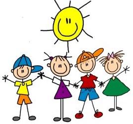 268x249 Preschool Kids Clipart Stick People Children Clipart Hand In Hand