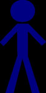 150x299 Man Men Stick Figure Clip Art