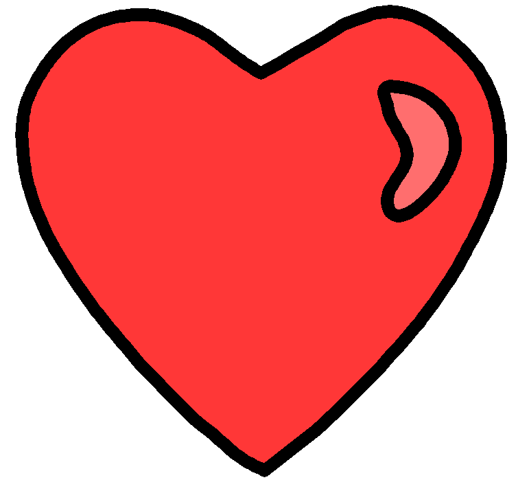 755x718 Heart Clip Art By Darkslavar