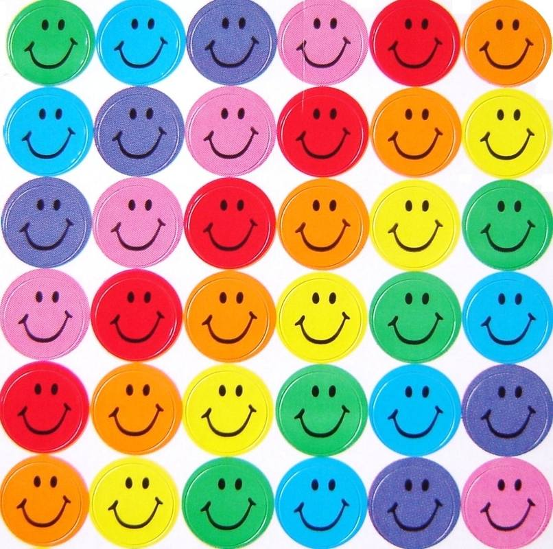 806x800 Sticker Clipart Smiley Face Stickers Childrens Stationery Stickers