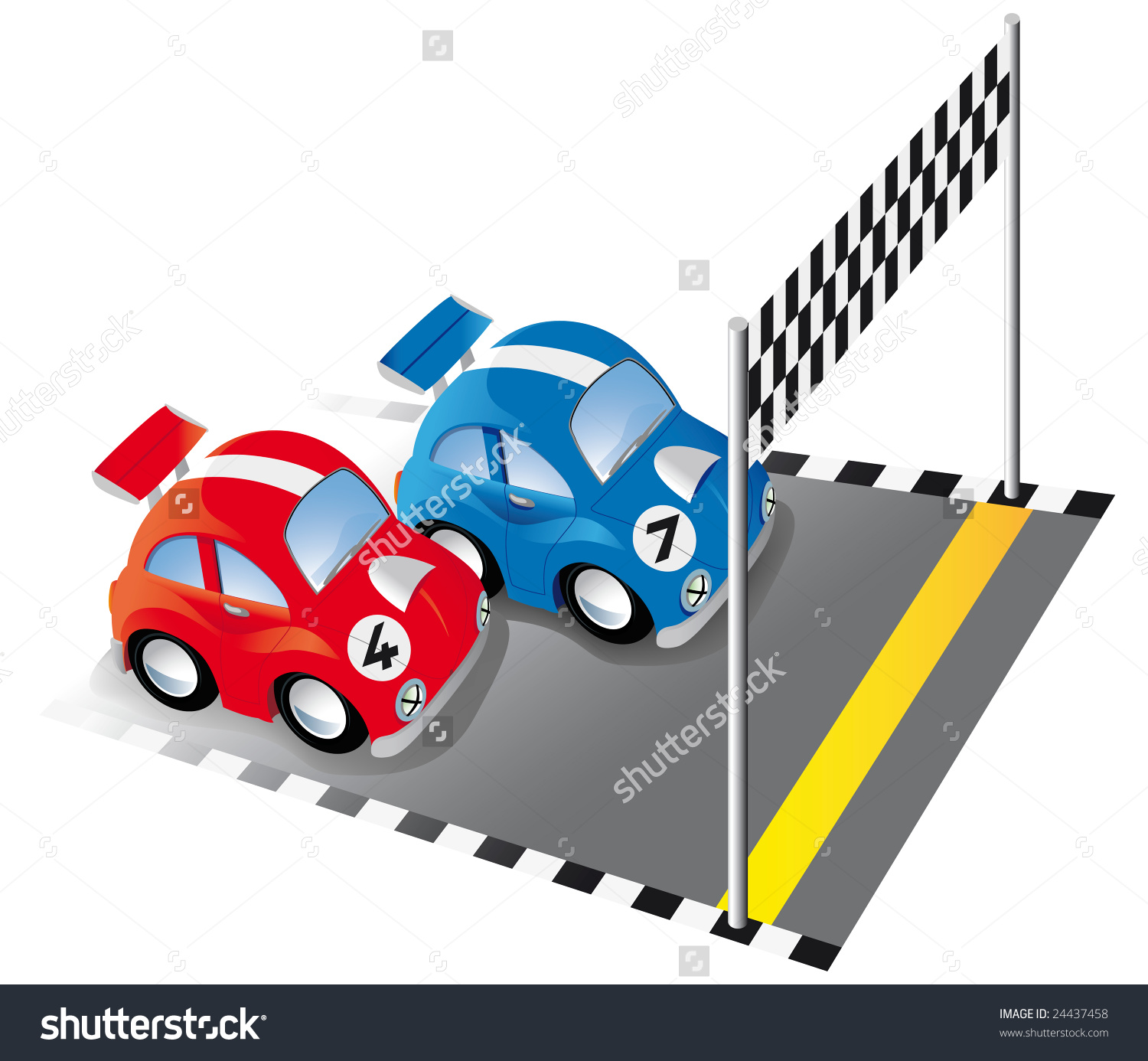 1500x1386 Collection Of Race Car Finish Line Clipart High Quality